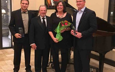 CTO Kevin Galbavi Honored at Local Chamber Event
