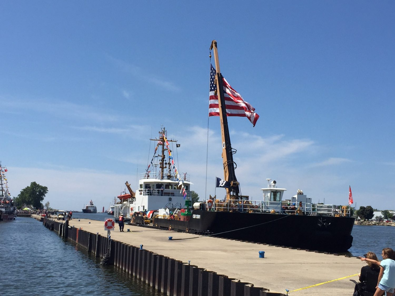 2017 Grand Haven Coast Guard Festival Friend Esafety