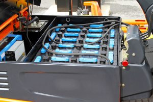 battery and charger safety - industrial machine battery
