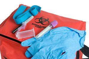 bloodborne pathogen - biohazard safety equipment