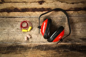 hearing conservation - earplugs and headphones