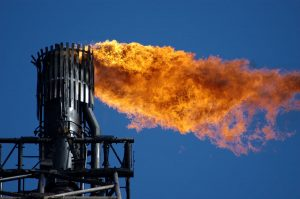 hydrogen sulfide safety - exhaust fire