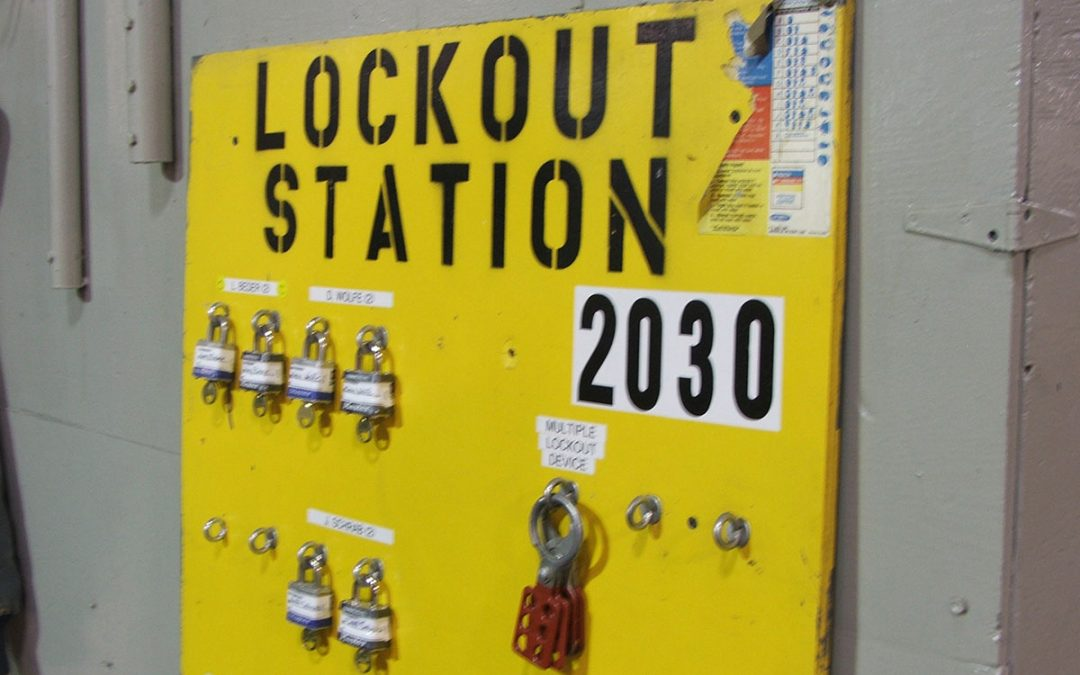 What is Lockout/Tagout?