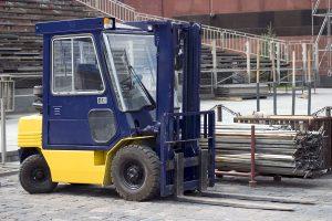 material handling safety - forklift