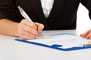 OSHA recordkeeping - taking notes