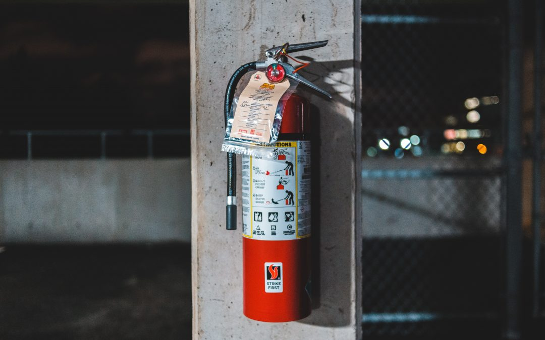 Portable Fire Extinguishers – Toolbox Talk
