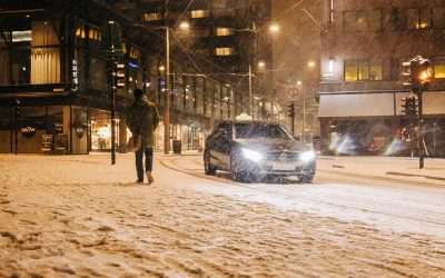 Winter Driving Tips for Employees