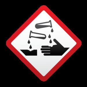 Corrosive-Symbol