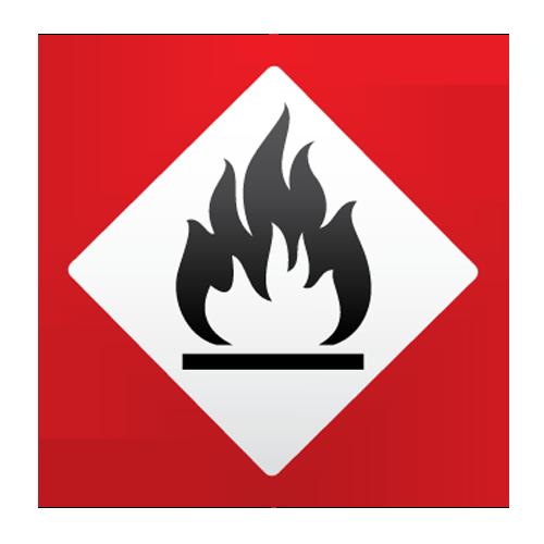 Flame Symbol GHS Label
