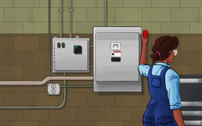 Electrical Safety: Electrical Isolation – Lockout Tagout Policy – Toolbox Talk